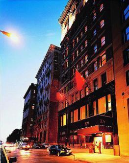 Отель Fifteen Beacon