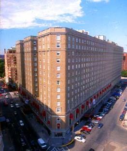 Отель The Boston Park Plaza Hotel & Towers