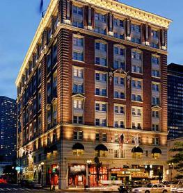 Отель The Lenox