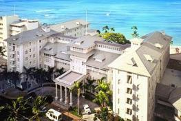 Отель Sheraton Moana Surfrider - Гонолулу
