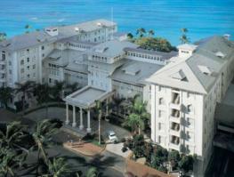 Отель MOANA SURFRIDER, A WESTIN RESORT