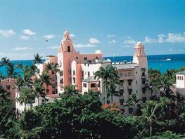 Отель THE ROYAL HAWAIIAN HOTEL