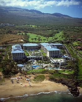 Отель Four Seasons Resort Maui