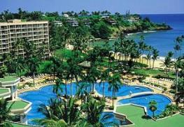 Отель KAUAI MARRIOTT RESORT & BEACH CLUB