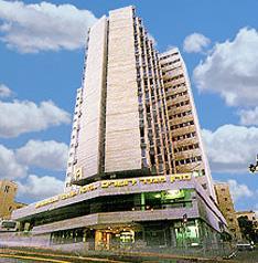 Отель JERUSALEM TOWER