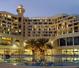 Отель Daniel Hotel Dead Sea