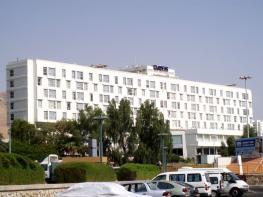 Отель DEAD SEA GARDENS HOTEL