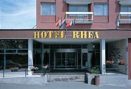 Отель Rhea