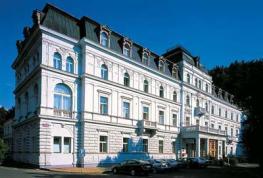 Отель Centralni Lazne