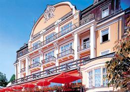 Отель Royal Hotel & Sanatorium