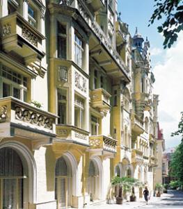 Отель Svoboda