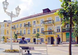 Отель Spa Tri Lilie