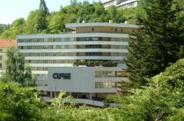 Отель Curie