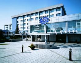Отель Atom