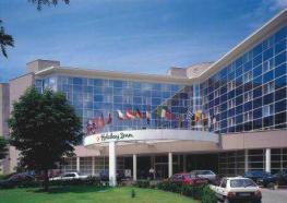 Отель Holiday Inn Brno