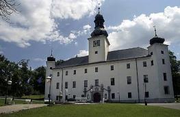 Отель Zamecky