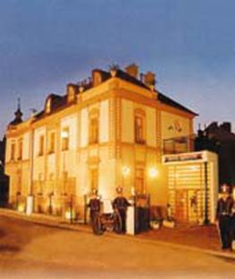 Отель Lafayette
