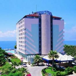 Отель Antalya Hotel