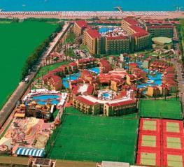 Отель SILENCE BEACH RESORT