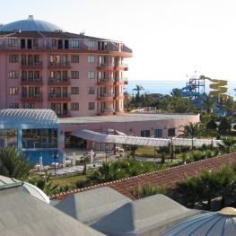 Отель Selge Beach