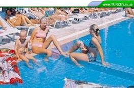 Отель Sun Flipper Beach Club