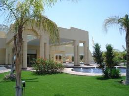Отель Taba Heights Marriott Beach Resort