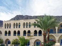 Отель THE THREE CORNERS EL WEKALA GOLF RESORT