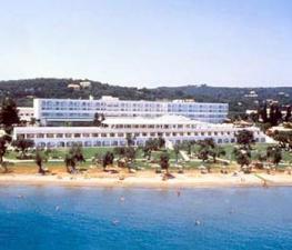 Отель DASSIA CHANDRIS