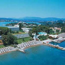 Отель KONTOKALI BAY
