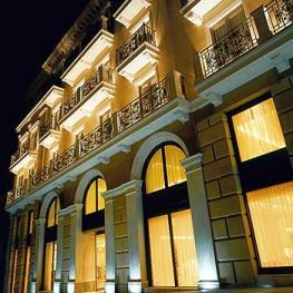 Отель ATHENS ELECTRA PALACE
