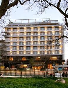 Отель Park Hotel Athens