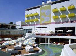 Отель Semiramis