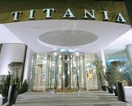 Отель Titania