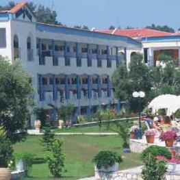 Отель Hanioti Palace