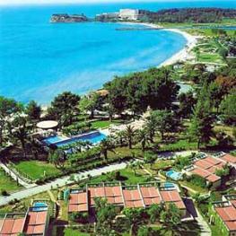 Отель SANI BEACH CLUB