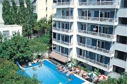 Отель AVRA
