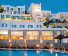 Отель Myconian Ambassador Hotel & Thalasso Spa Center