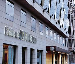Отель Gran Hotel Domine Bilbao