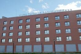 Отель Hostal San Mames