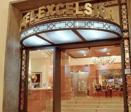 Отель Catalonia Excelsior
