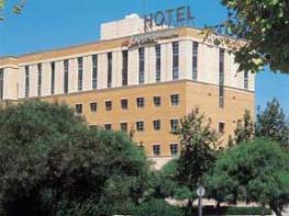 Отель Express By Holiday Inn Valencia Ciudad las Ciencias