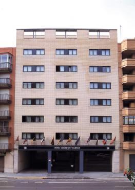 Отель NH Ciudad de Valencia