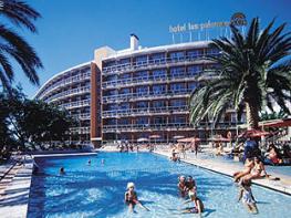 Отель Las Palomas - Лас Паломас