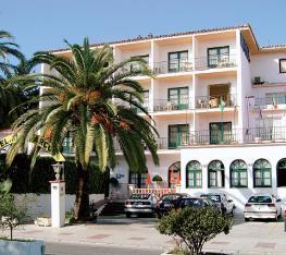 Отель Los Arcos Montemar - Лос Аркос Монтемар