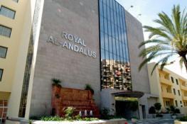 Отель Royal Al Andalus