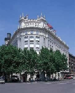 Отель NH Nacional