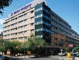 Отель Melia Galgos