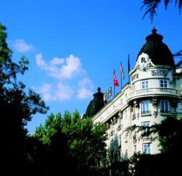 Отель Ritz Madrid - de Luxe