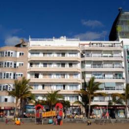 Отель Luz Playa