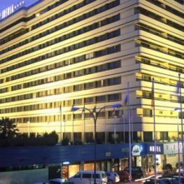 Отель Tryp Iberia